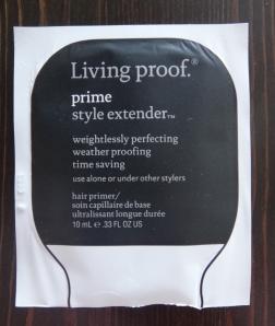 Sample Sunday Living Proof Prime Style Extender Beauty Review Modern Mom Forever