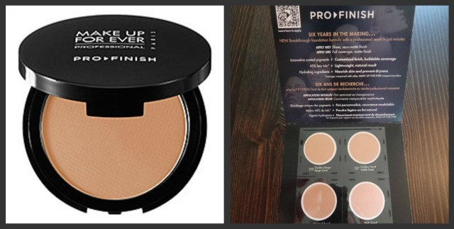 Make-Up Forever Pro Finish Foundation