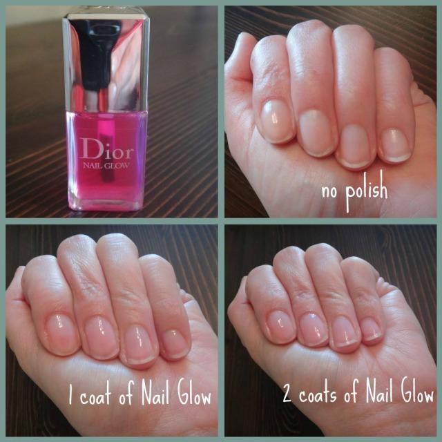 Nail Glow Ribbet collage