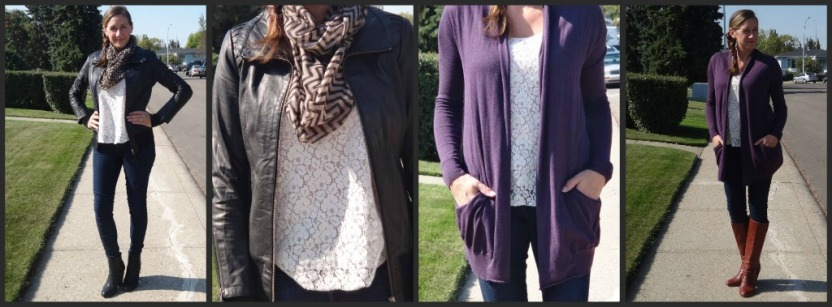 fall outfit collage