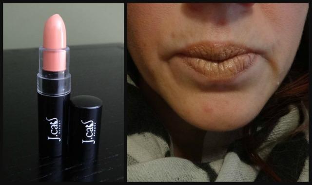 J.Cat Fantabulous Lipstick collage